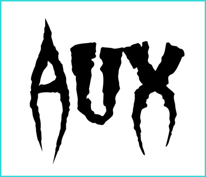 AUX STICKER